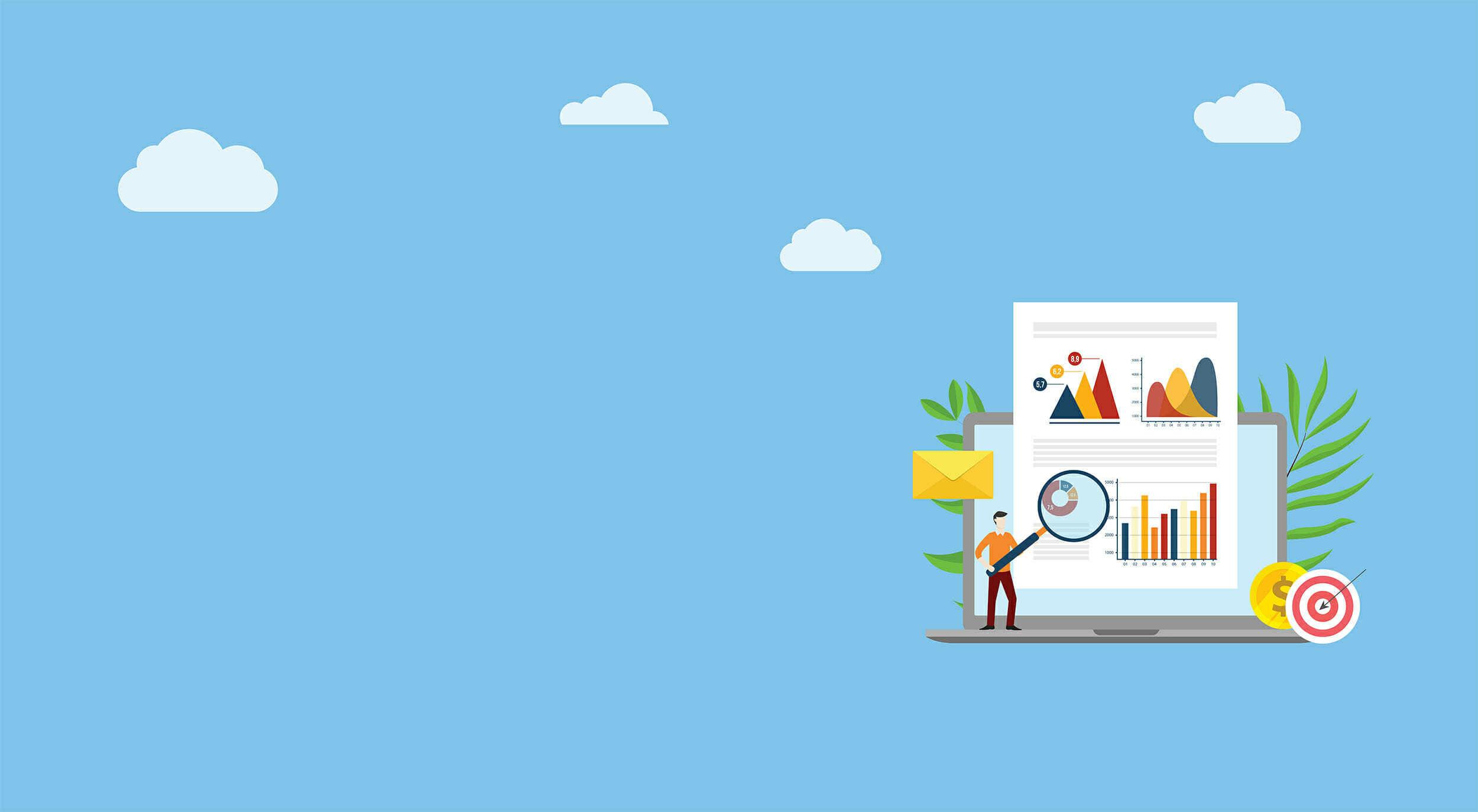 creazione di contenuti per sito web